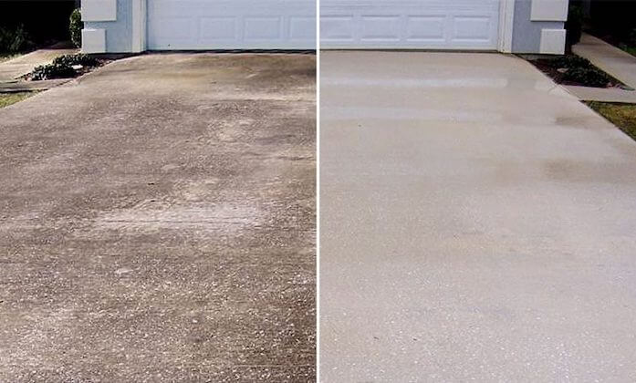garden grove driveway cleaning
