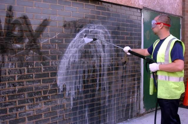 graffiti removal in garden grove